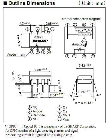 pc923电路图