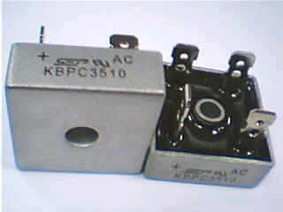 3510整流桥接线图图片