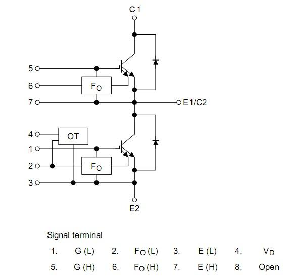 ys5228集成电路图