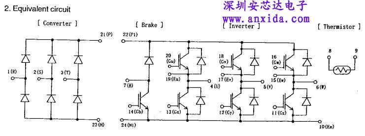 7mbr35sb120-50触发电路