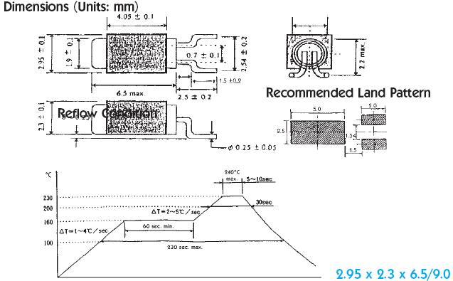 常用无源晶振封装尺寸及实物图【三】